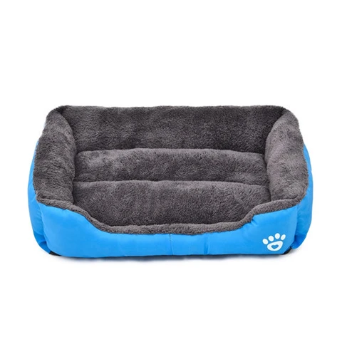 Cozy Fleece Dog Bed In 2020 With Images Dog Pet Beds