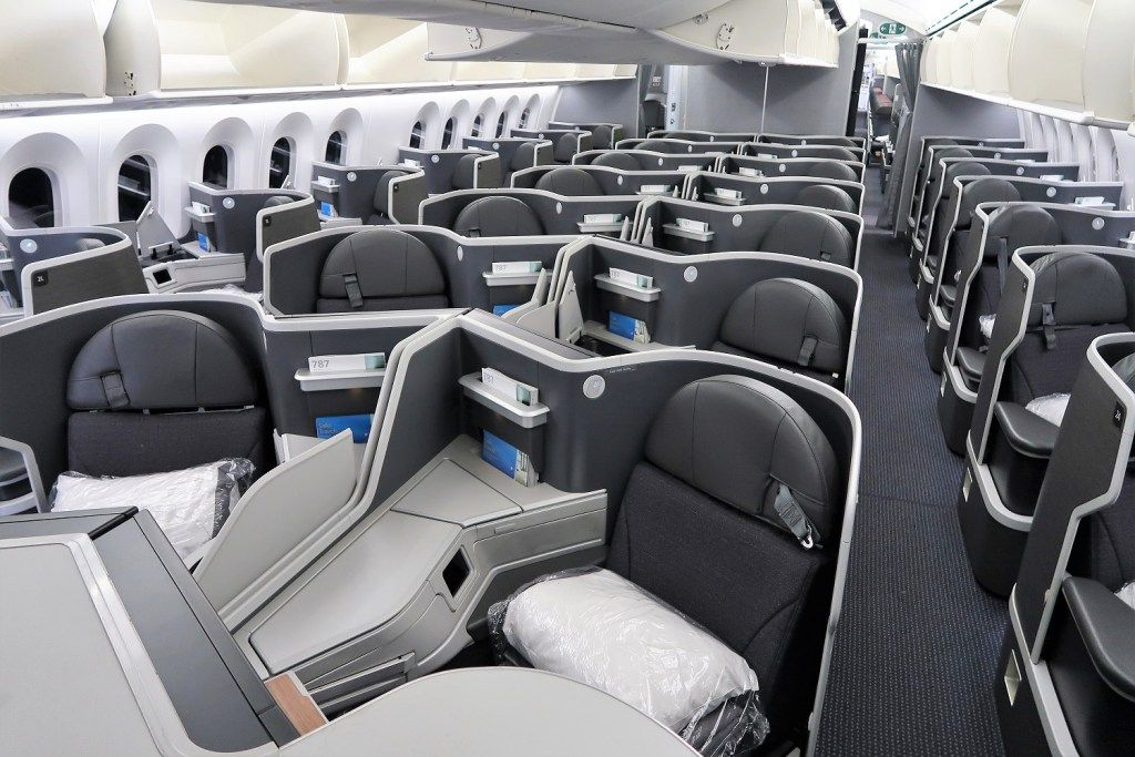 A Tour Of American Airlines Boeing 787 9 Dreamliner Best Airlines Boeing 787 American Airlines