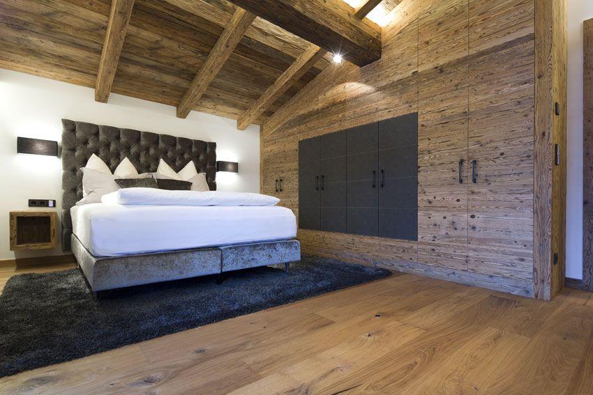 Schlafzimmer Fichte Altholz Schlafzimmer Einrichten Altholz Design