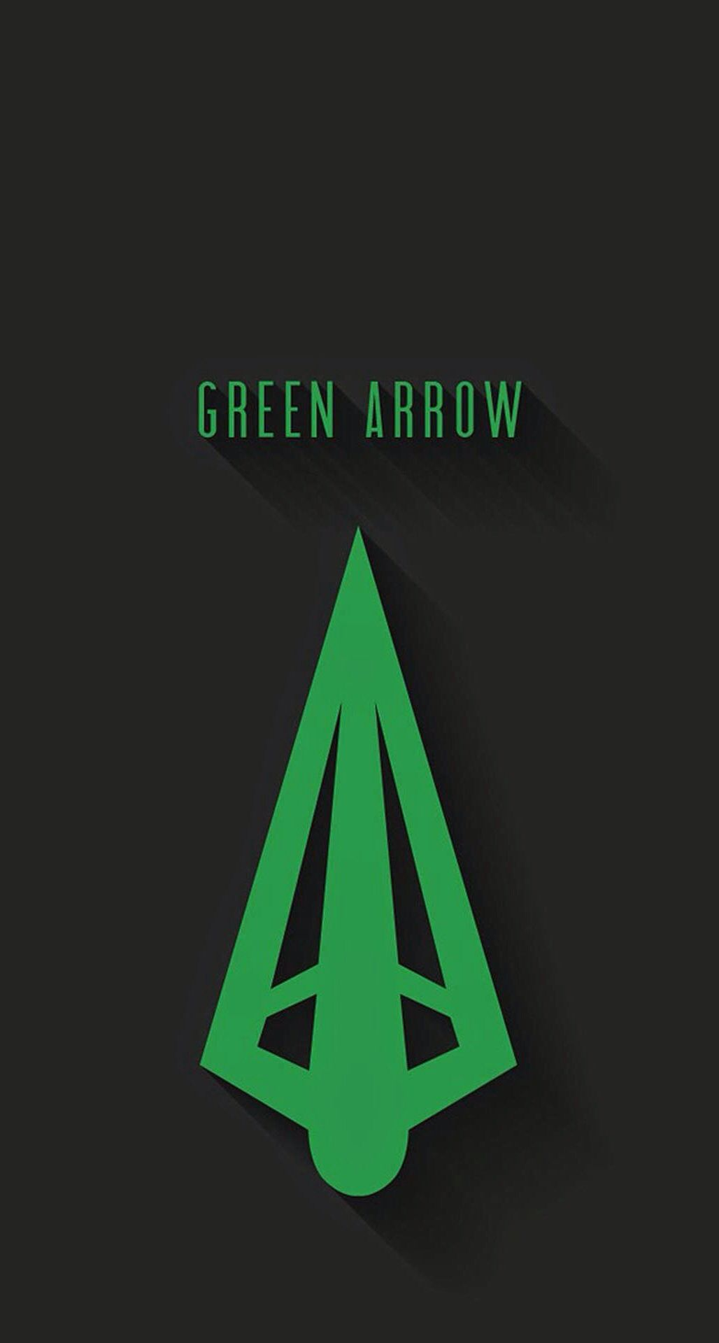 Green Arrow Icon Would Make A Cool Tattoo