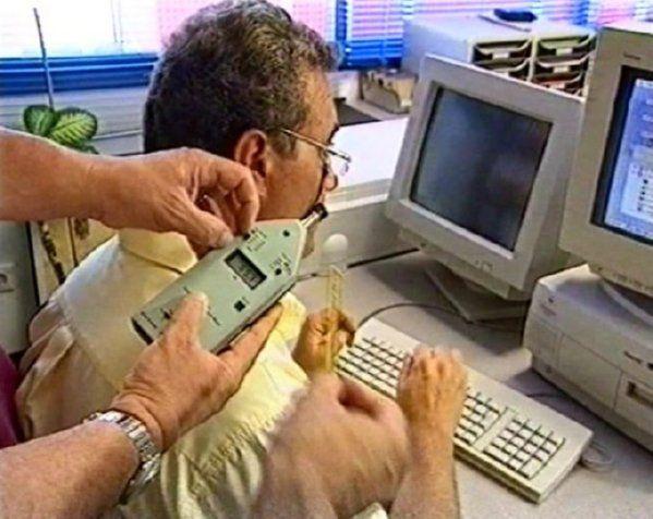 Despacho medir ruido riesgos laborales pinterest for Riesgos laborales en una oficina