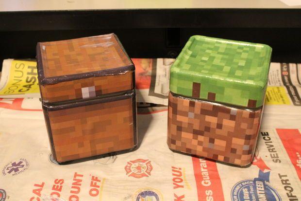 Dishwasher Safe Minecraft Cookie Jars Minecraft Cookies Cookie Jars Minecraft