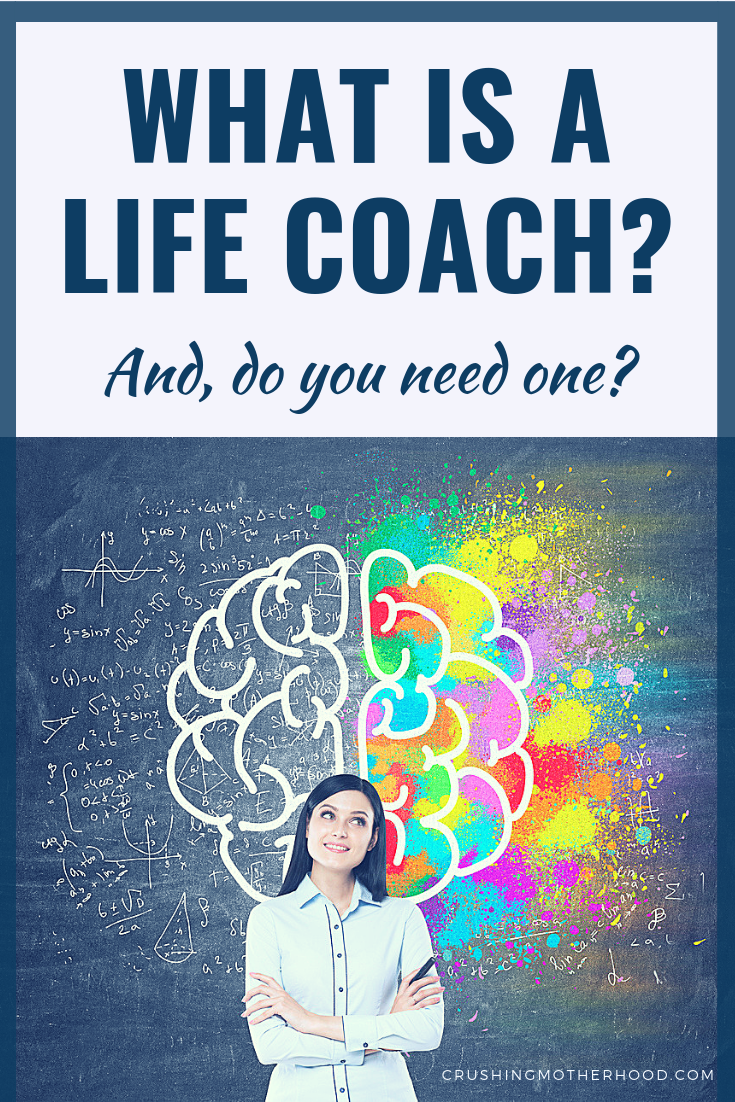 Have you wondered what a life coach is. Do you need one ...