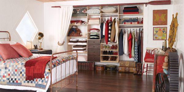 California Closet Open Closet Concept. I Think This Will Be My New Closet!