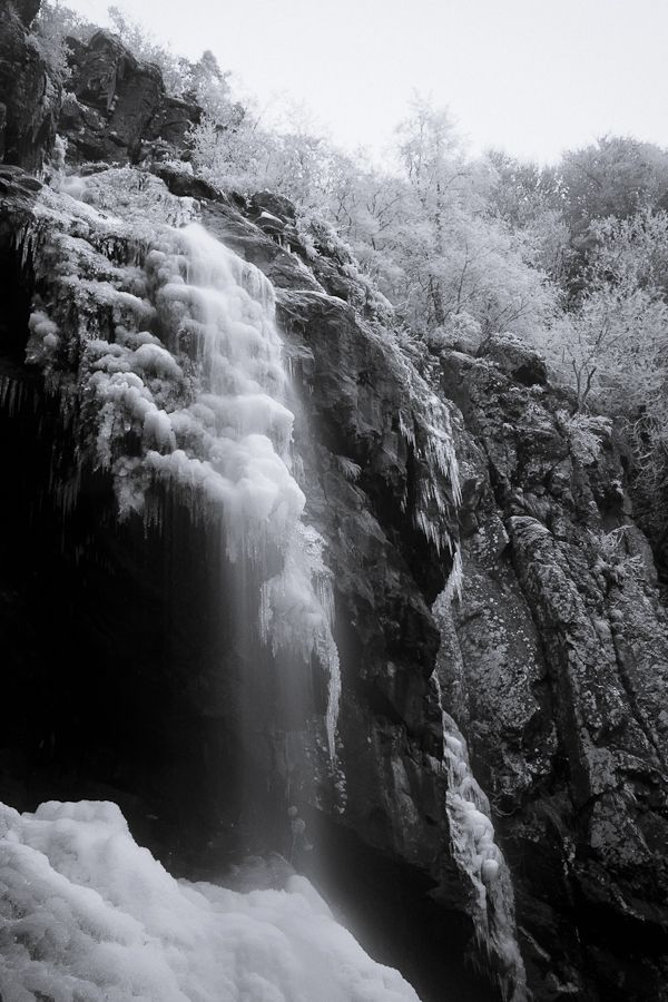 Birth of The Icefall