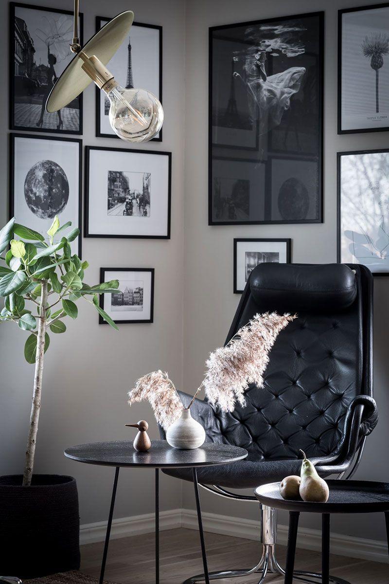 Dizajn Zagorodnoj Dachi V Skandinavskom Stile 150 Kv M Scandinavian Cottage Stunning Interiors Home Decor