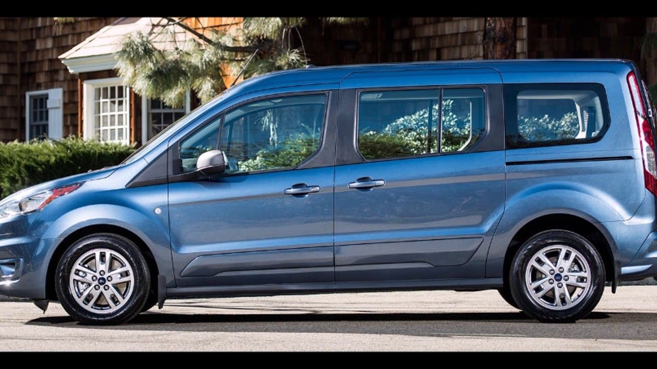 Ford Transit Connect 2019 Ford Transit 2019 Ford Fuel Economy