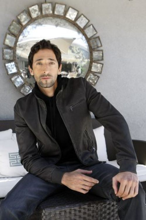 Afternoon eye candy: Adrien Brody (31 photos)