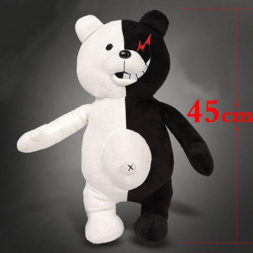 Dangan-Ronpa Danganronpa Cosplay Kostüm Bär bear Puppe schwarz weiss neu | eBay