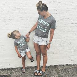 besties for the resties adult tee | Family Photo Ideas