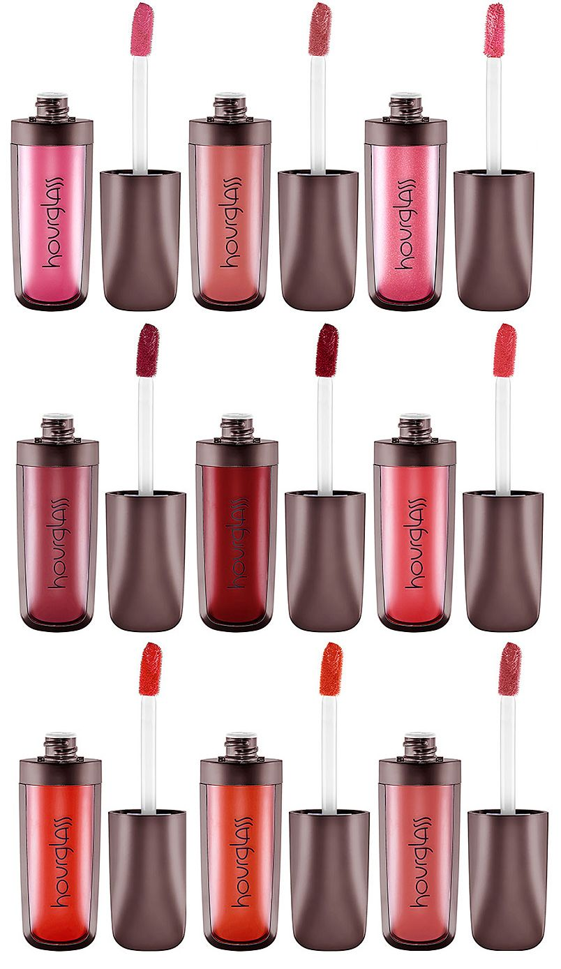 Hourglass Opaque Rouge Liquid Lipstick and new Shades of Femme Rouge Lipstick for Fall 2012 | MakeUp4All