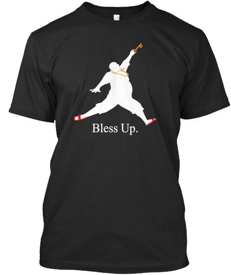 DJ Khaled, Bless Up (Jordan Style) - T-Shirt