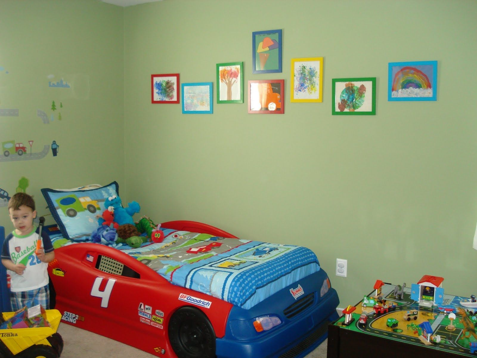 Boy Bedroom Ideas 2 Year Old Bedroom Ideas Pinterest