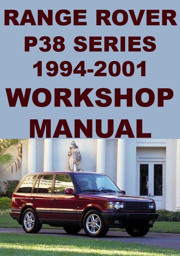 range rover p38 1994 2001 workshop manual pinterest range rovers rh pinterest co uk Range Rover 1975 1982 Range Rover Interior