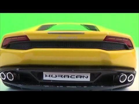 Bugatti Chiron Vs Lamborghini Huracan Trailer Review By Funtoycollection