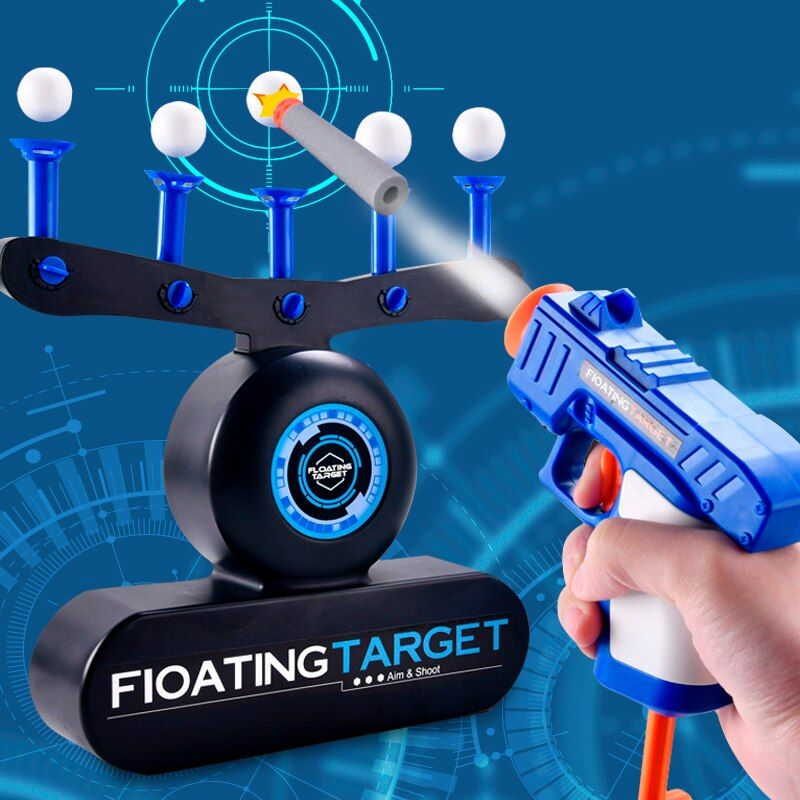 Floating Ball Shooting Game Air Hover Shot Floating Target Game For Holiday Season Parties Fun Party Supplies Toy In 2020 Fun Party Supplies Kids Toys Games For Kids