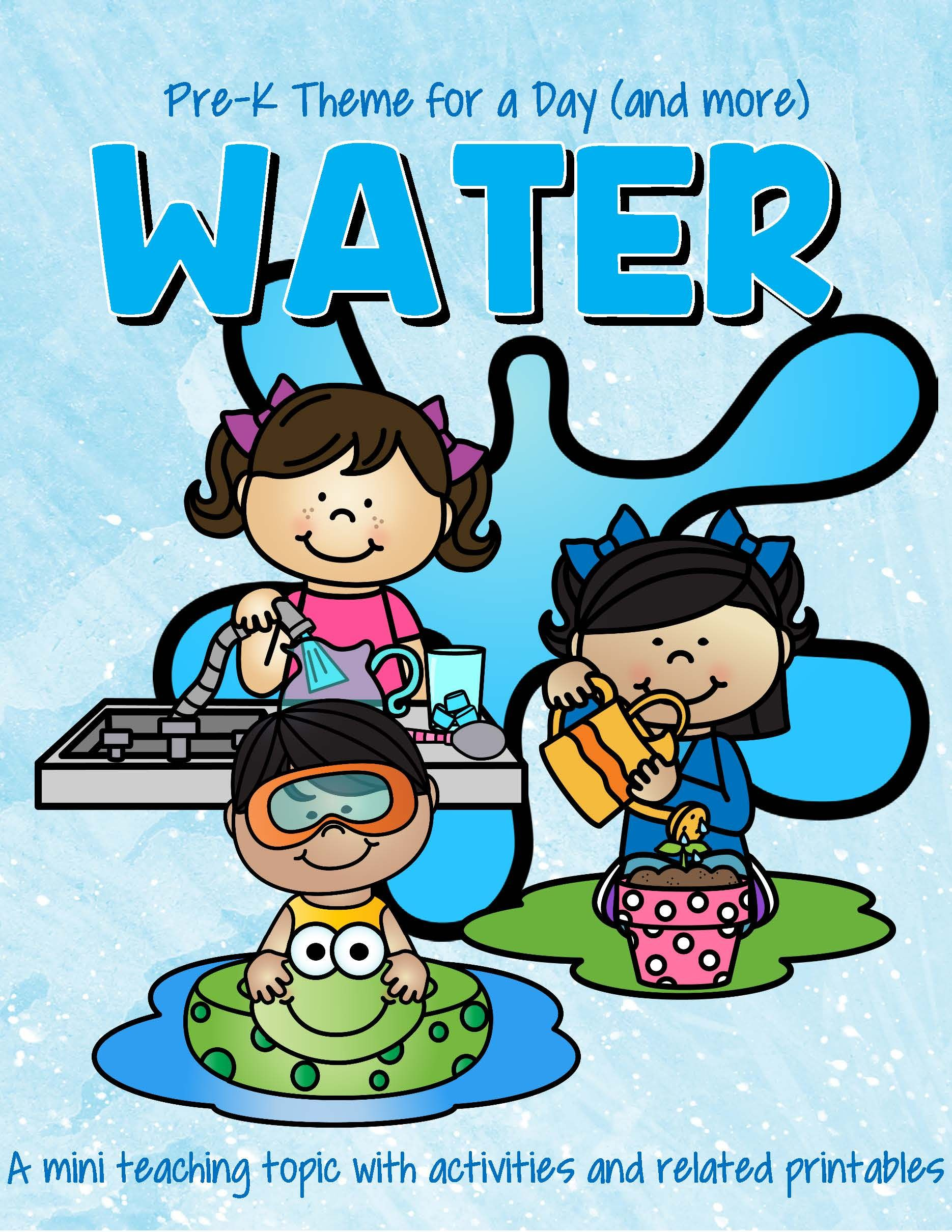Water Science Amp Literacy Centers Amp Activities For