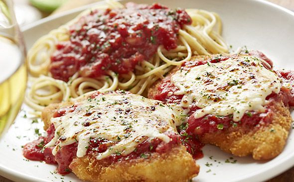 Charming Chicken Parmigiana | Lunch U0026 Dinner Menu | Olive Garden Italian .
