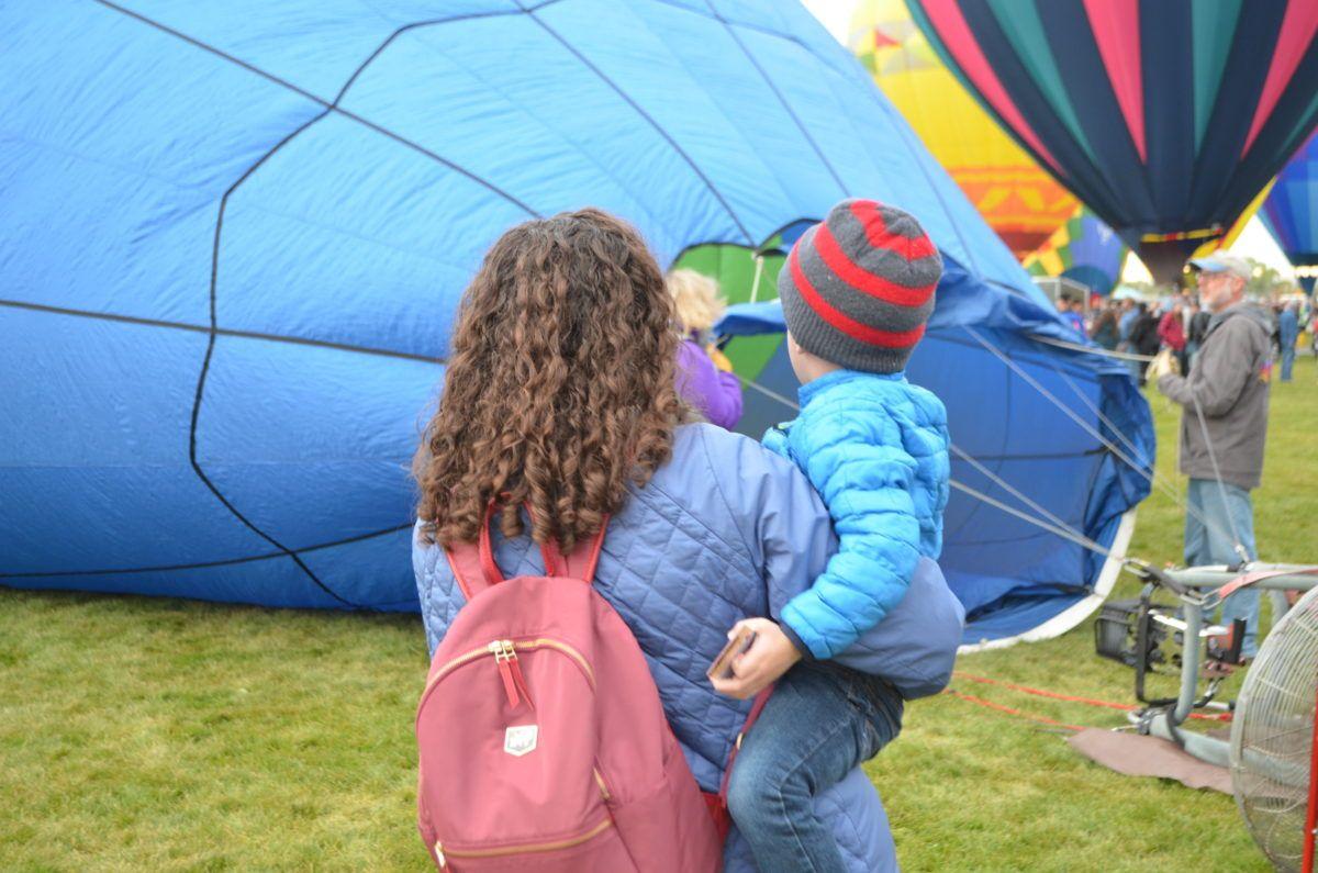 Experience magic at the albuquerque international balloon