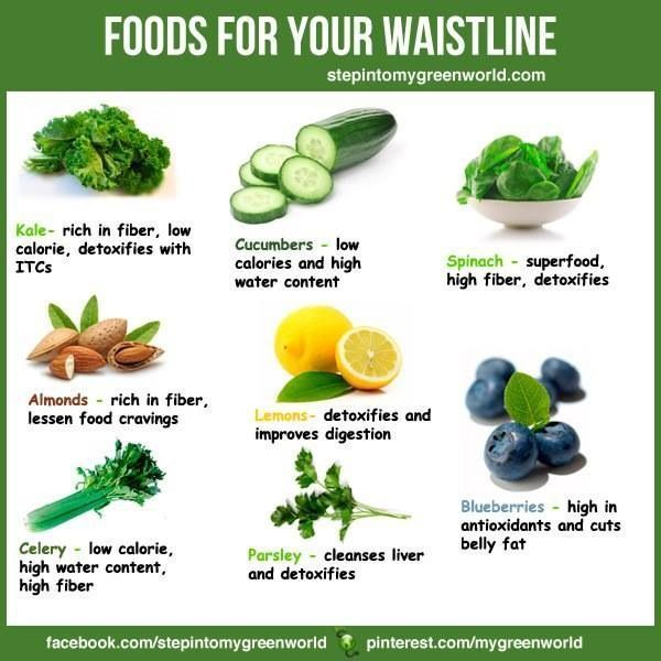 foods to help lose weight around your wasteline pictures photos rh pinterest com