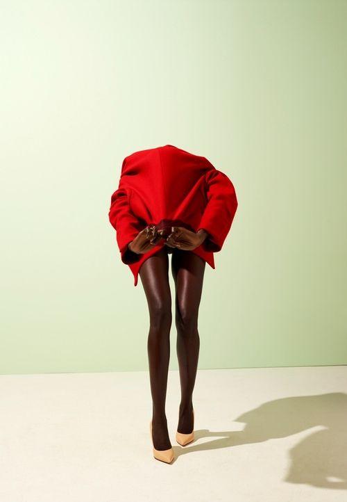 Grace Bol by Dario Catellani for Contributor magazine 2012