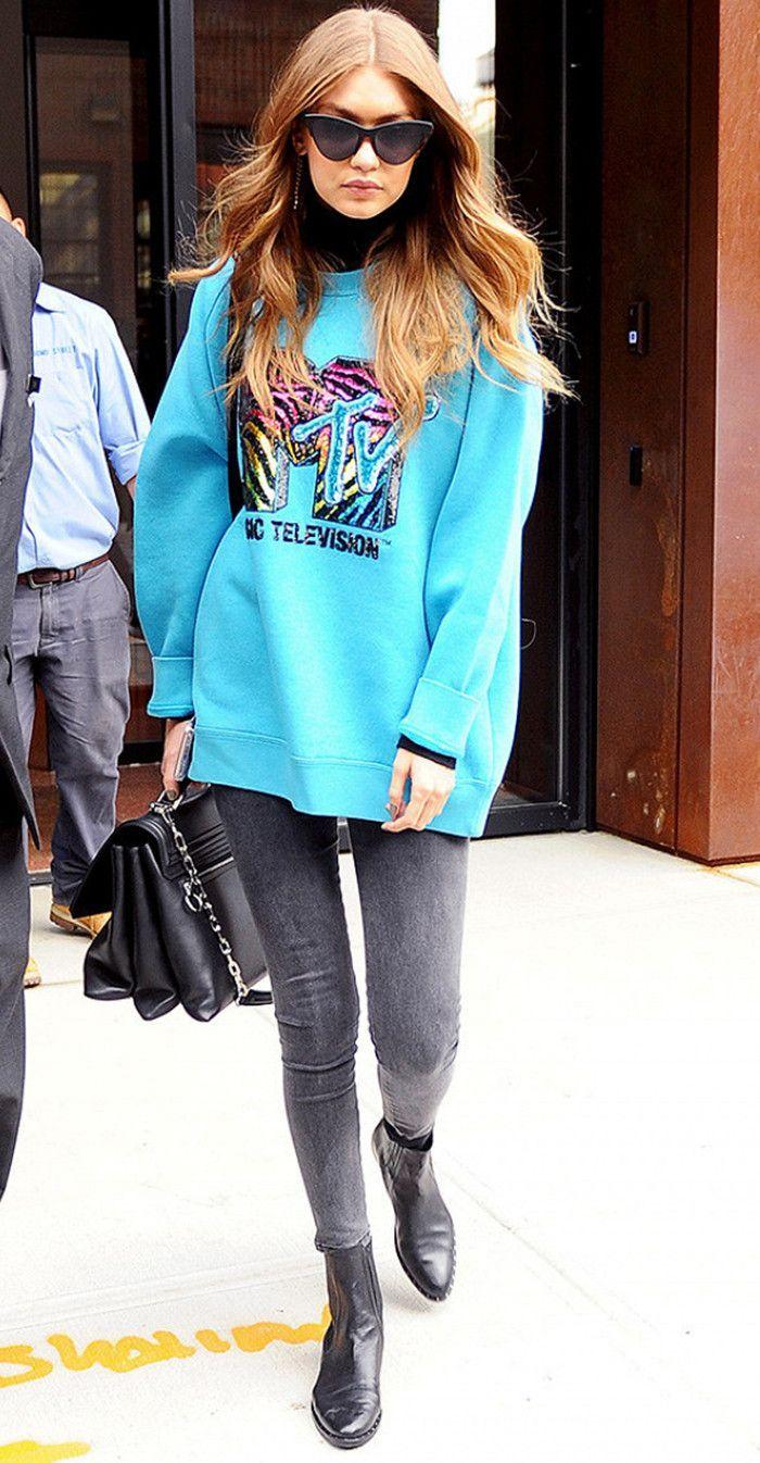 How to Wear Jeans Like a Celebrity