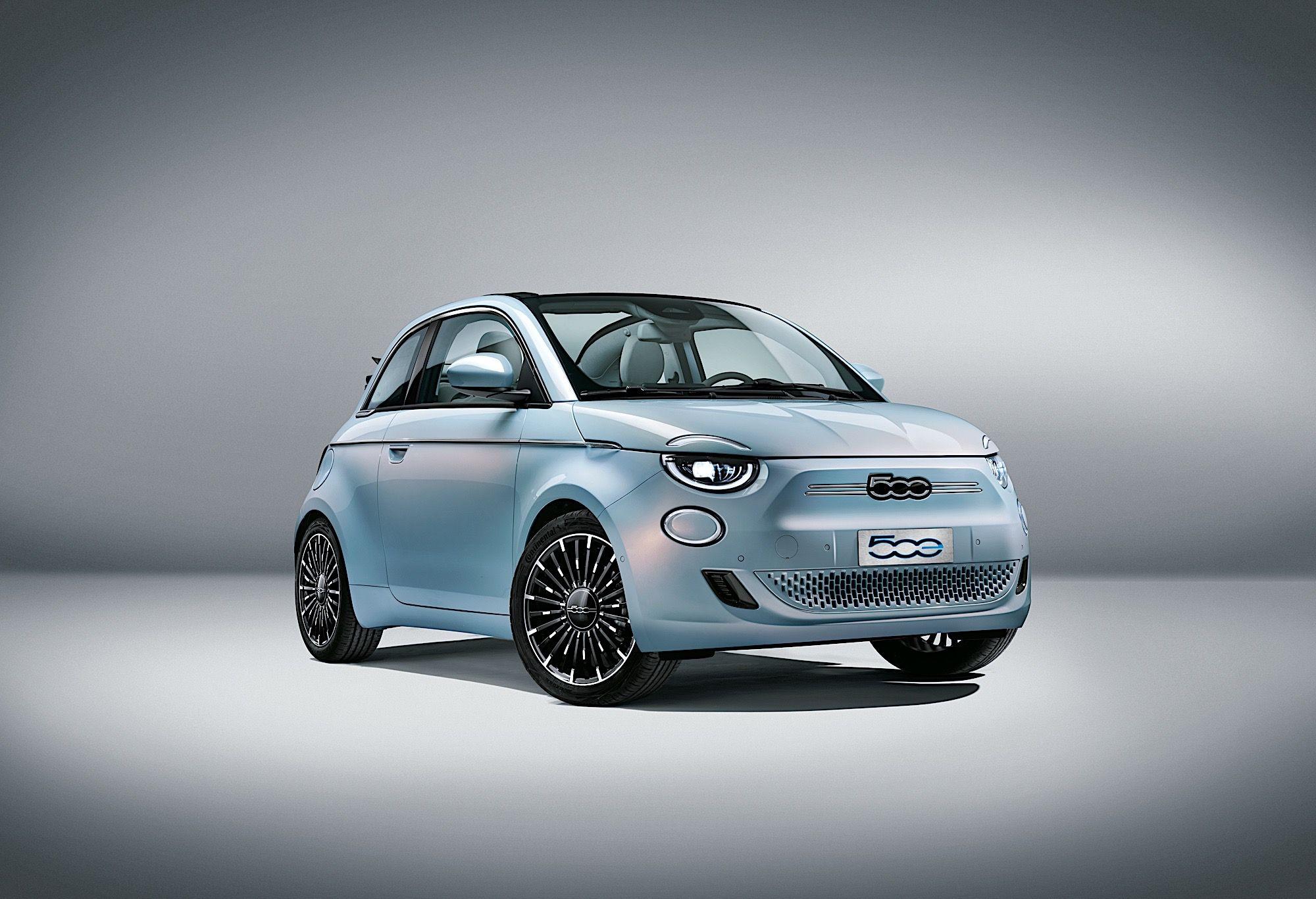 Fiat 500 Elettrica Prezzo Di Listino Di 37 900 Di 2020