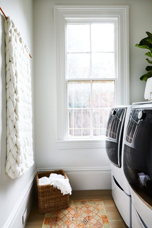 Reveal: My Laundry Room Makeover   Apartment34
