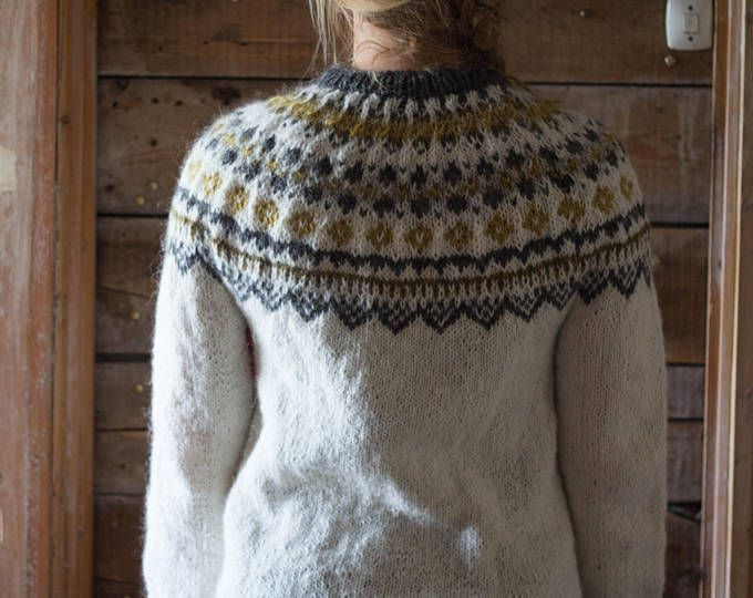 fea7a294d Beautiful sweater Icelandic   Original   Lopapeysa