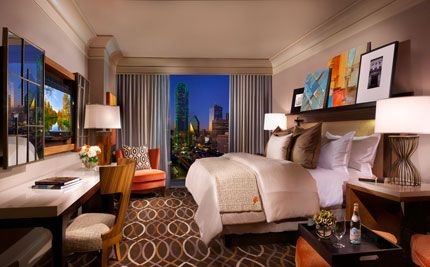 art ledge above the bed omni dallas convention center hotel good rh pinterest com