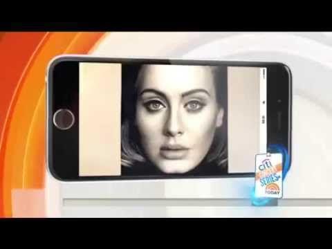 Adele Million Years Ago Live At Today Lyrics Cc Youtube