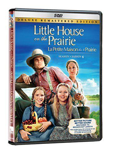 little house on the prairie season 4 dvd my memories little rh pinterest ch