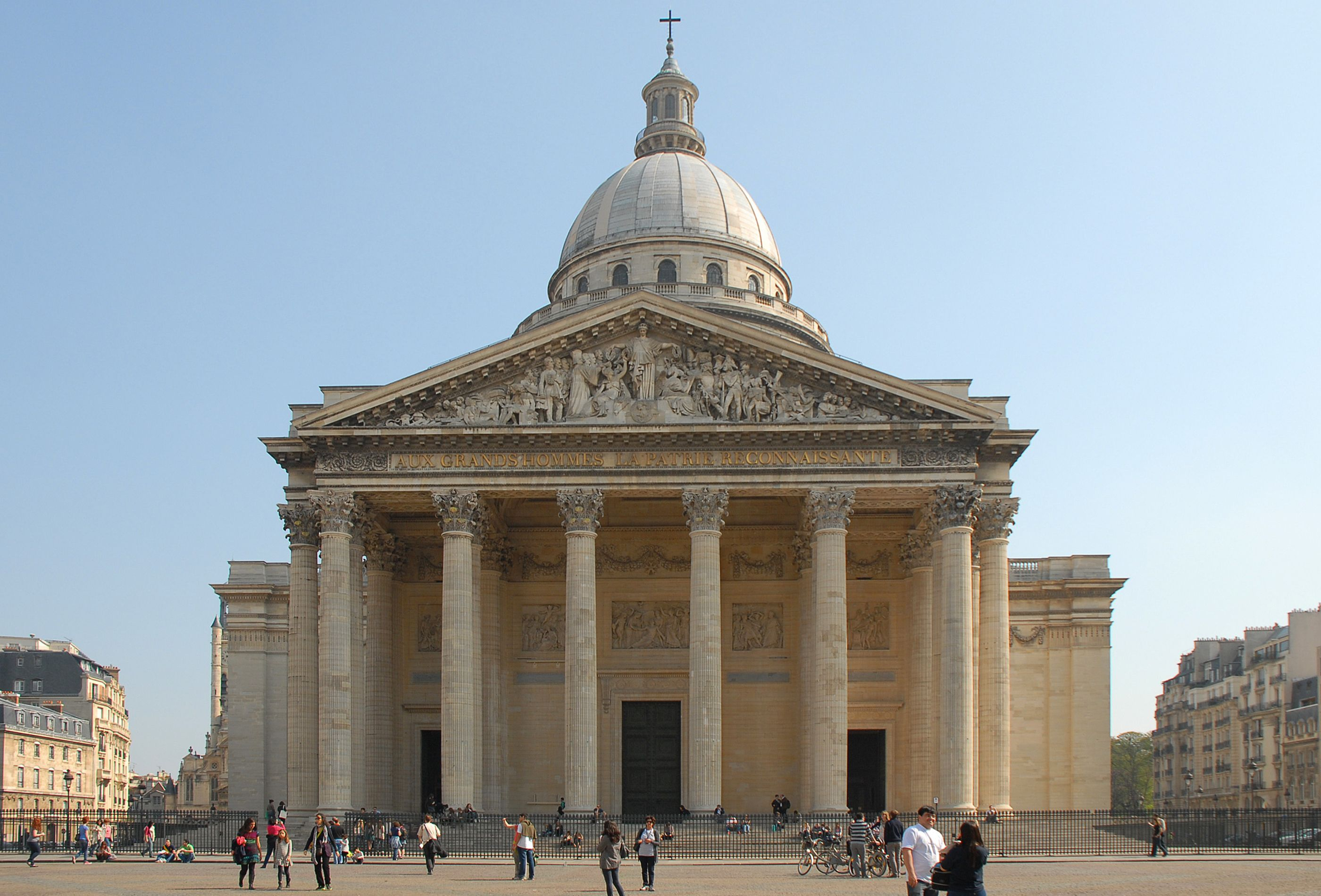 Map Of Paris And Attractions%0A picture of pantheon paris to color  Google Search