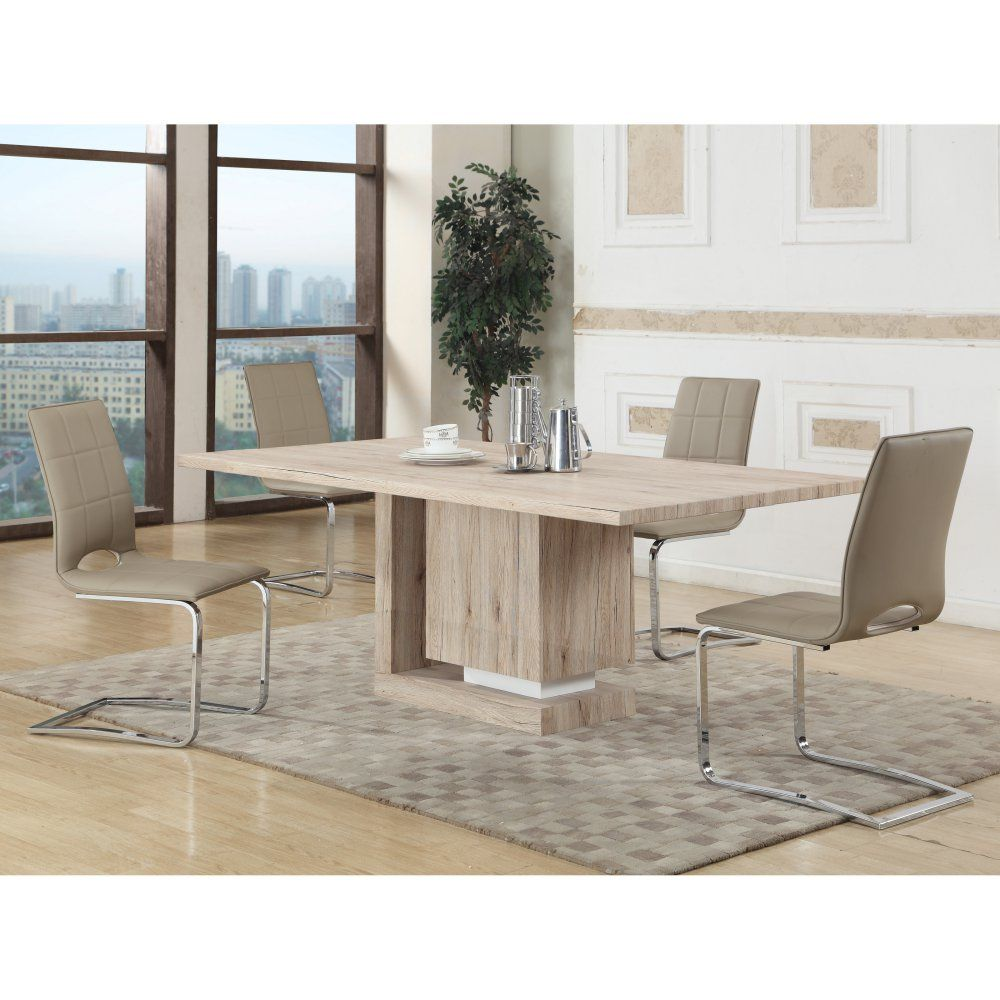 Chintaly Tiffany 5 Piece Dining Table Set