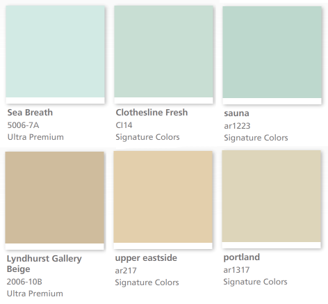 color theory other musings interior paint colors for on lowes interior paint color chart id=76264