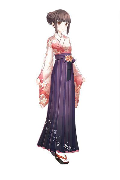 Character Design Kimono : Pin by toey on nikki cloud pinterest anime character