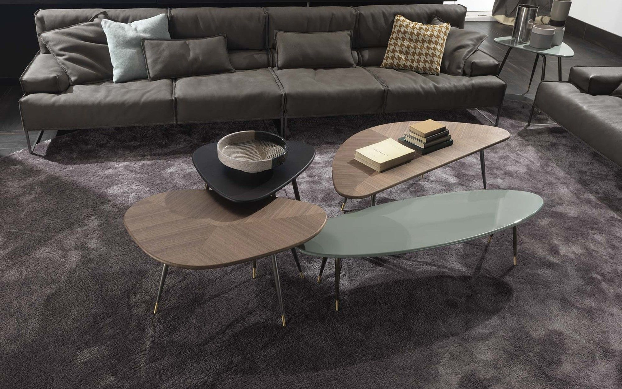 Smart Coffee Table By Rimadesio, From Pure Interiors.