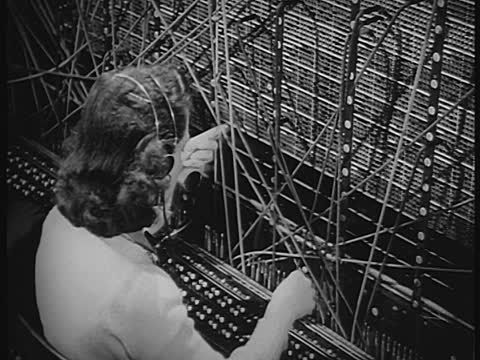 how to answer a busy switchboard