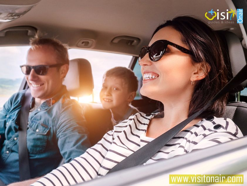 A trip in your country is a great idea with family visit