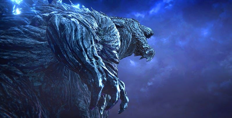 How godzilla the eater breathes new life into the