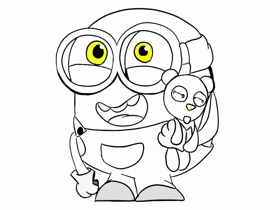 Free Minion Coloring Page Lovely Minions Coloring Pages Bob Coloring Home In 2020 Minion Coloring Pages Minions Coloring Pages Christmas Coloring Pages