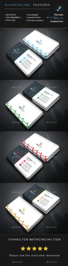 doctors business card