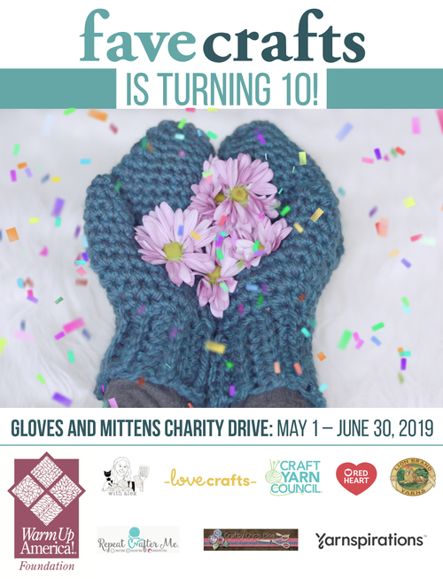 Gloves and Mittens Charity Drive   Crochet mittens free ...