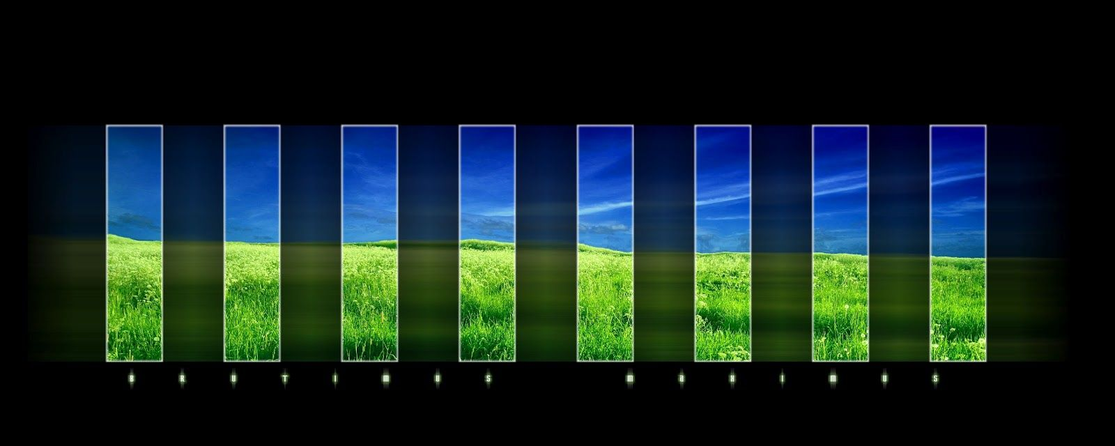 Windows 7 How Do I Get Different Background Images On My
