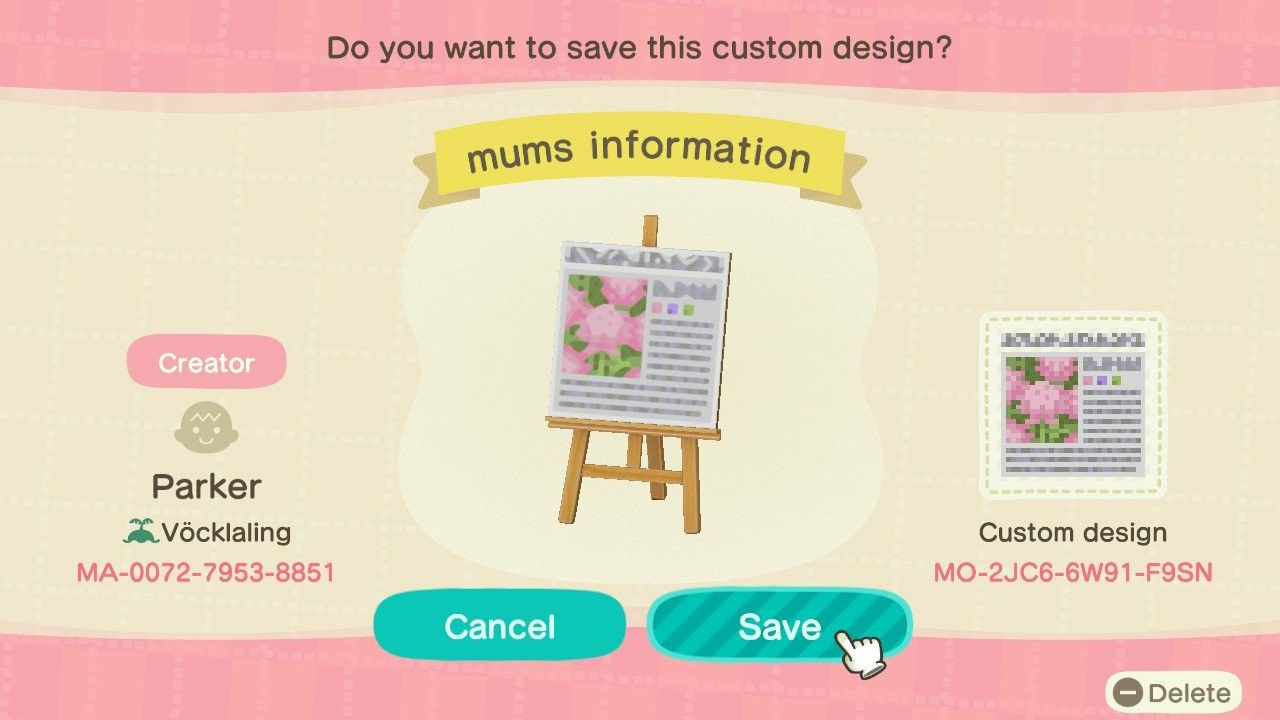 Pin By Izzy On Animal Crossing Qr Codes In 2020 Animal Crossing