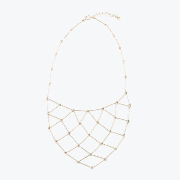 SUN MRN - Open Cage Bib Necklace