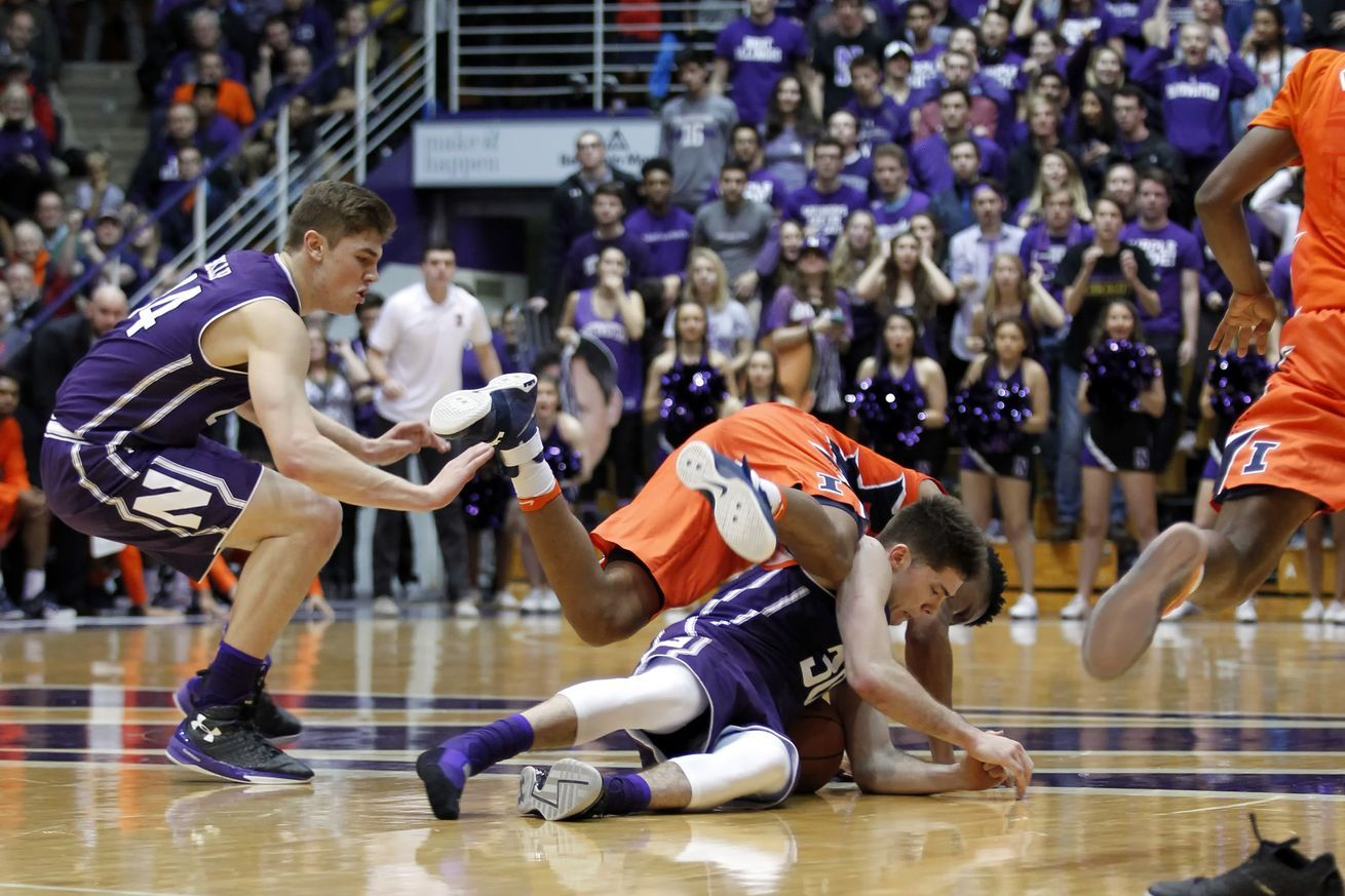 How to Watch Illinois at Northwestern Game Time, TV