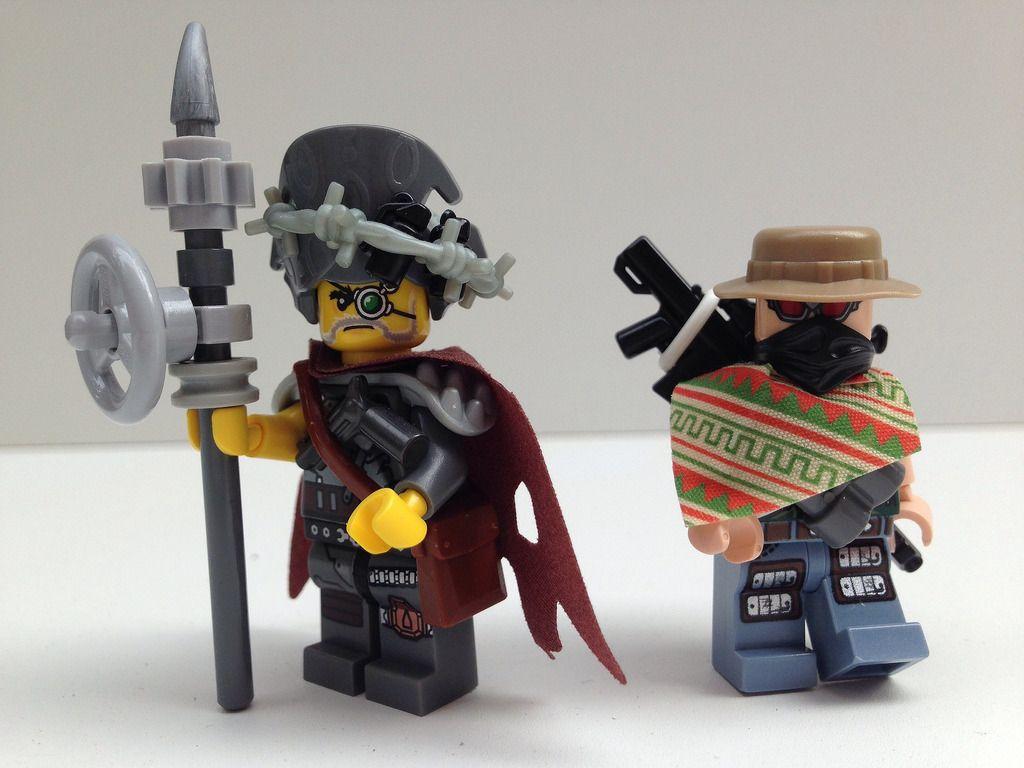 Image Result For Lego Apocalypse Minifigure
