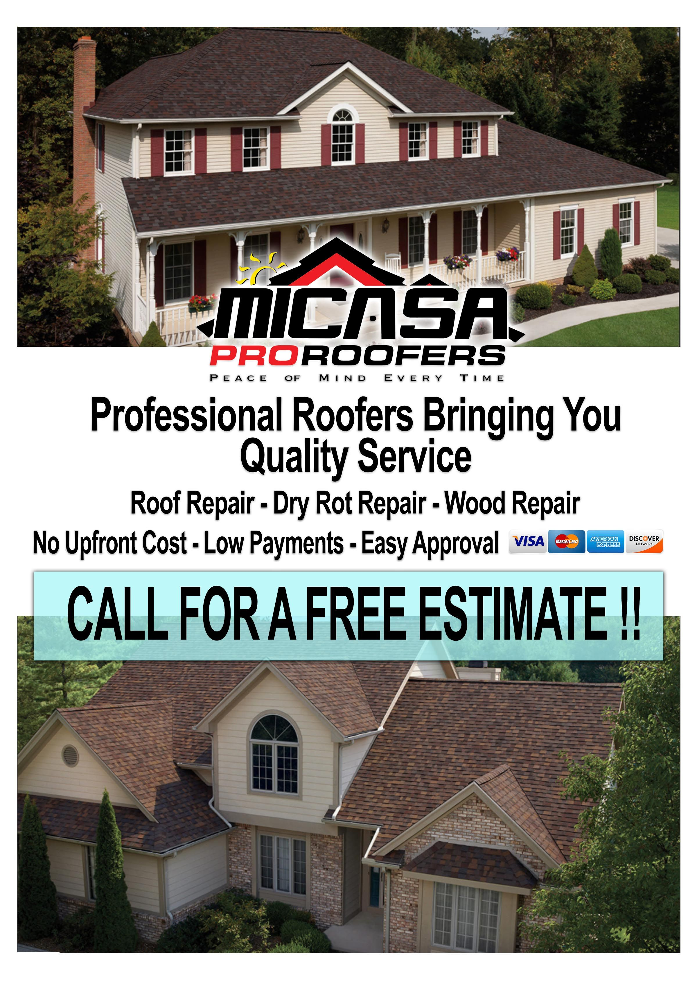 Pin By Micasa Roofing On Micasa Pro Roofers Upland Ads Cool Roof Wood Repair Roofer