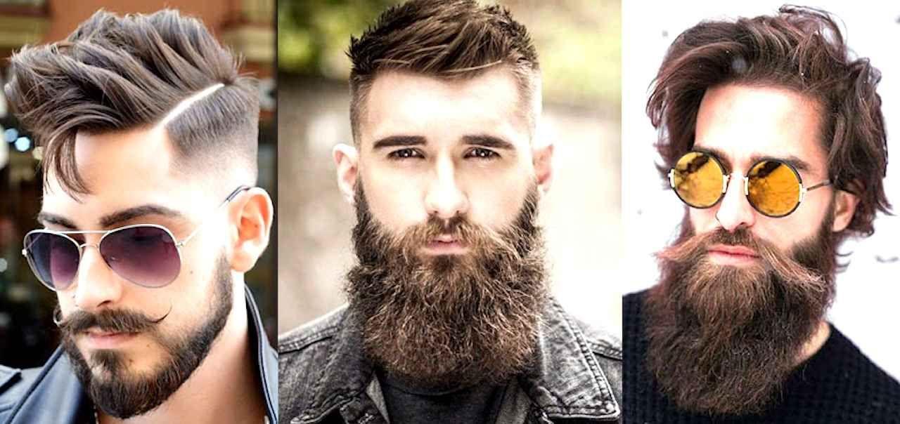 8 Cool Men S Hairstyles With Beards You Should See Estilos De Cabello Hombre Estilos De Cabello Cabello